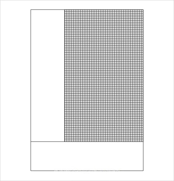 9+ Graphing Paper Templates \u2013 Free Sample, Example Format Download - incompetech graph paper template