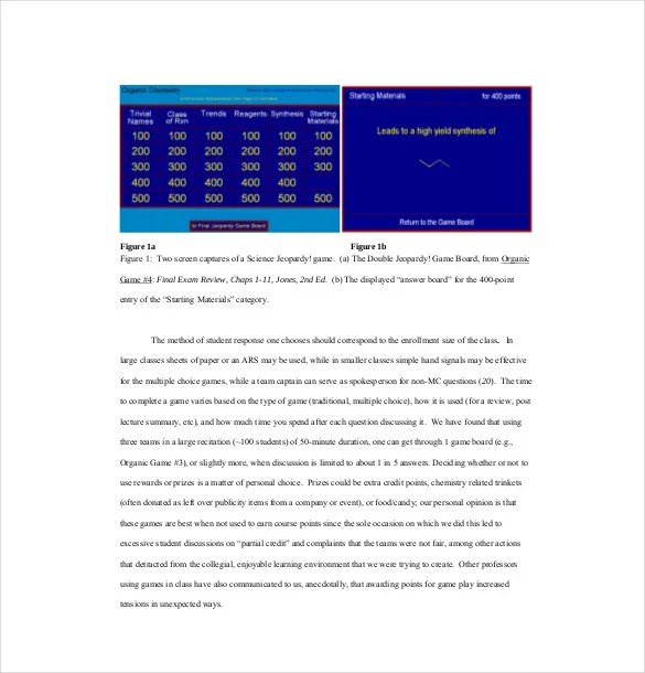 Jeopardy Template for Teachers - 10+ Free Sample, Example, Format - sample jeopardy powerpoint