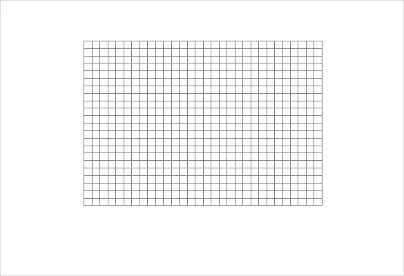 14+ Grid Paper Templates - PDF, DOC Free  Premium Templates