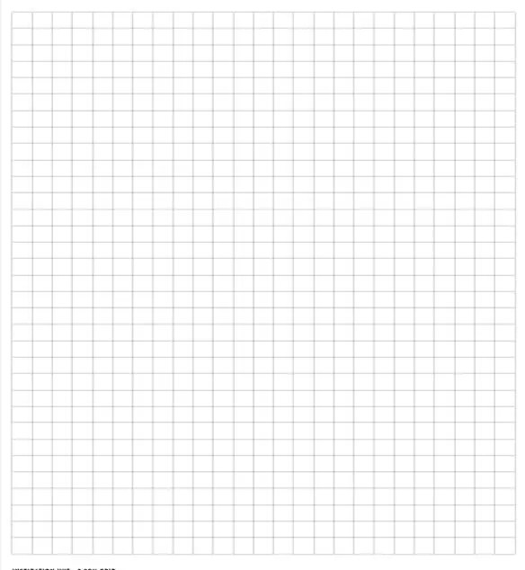 Grid Paper Template u2013 14+ Free Word, PDF, JPG Documents Download - graphing paper printable template
