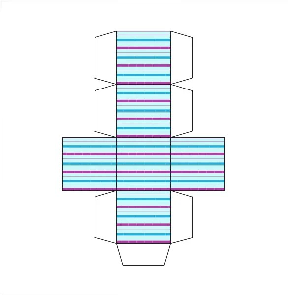 18+ Paper Cube Templates - PDF, DOC Free  Premium Templates