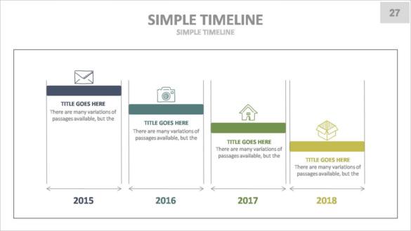11+ Keynote Timeline Templates - PSD, PDF Free  Premium Templates