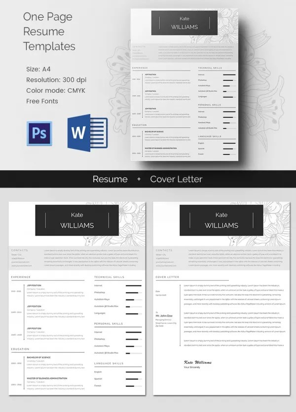 microsoft word resume template for mac \u2013 brianhansme