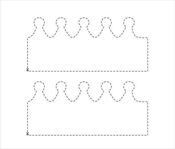 14+ Paper Crown Templates \u2013 Free Sample, Example, Format Download - crown template
