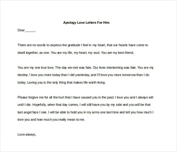 sample sad love letters for him love letters valentine love letters for her funny love 15