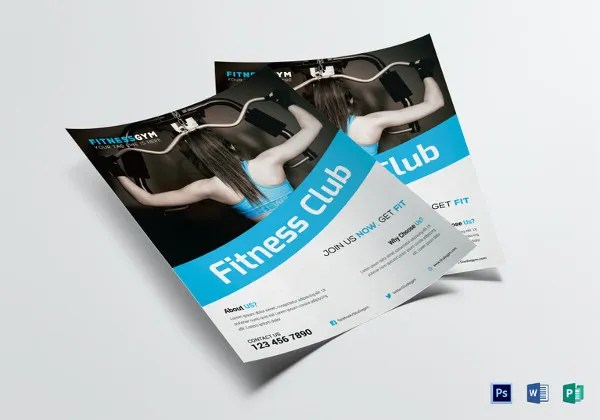 37+ Club Flyer Templates \u2013 Free PSD, RTF, PDF Format Download