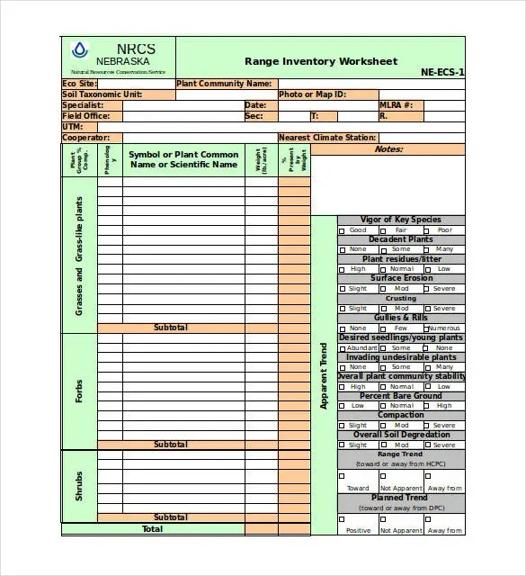 Excel Inventory Template - 21+ Free Excel, PDF Documents Download