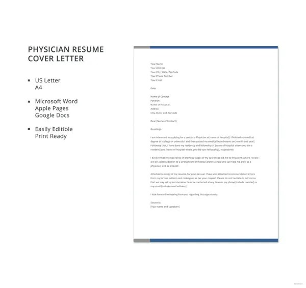 Cover Letter Template \u2013 26+ Free Word, PDF Documents Download Free - t cover letter template