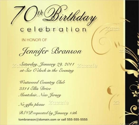 40+ Adult Birthday Invitation Templates - PSD, AI, Word Free