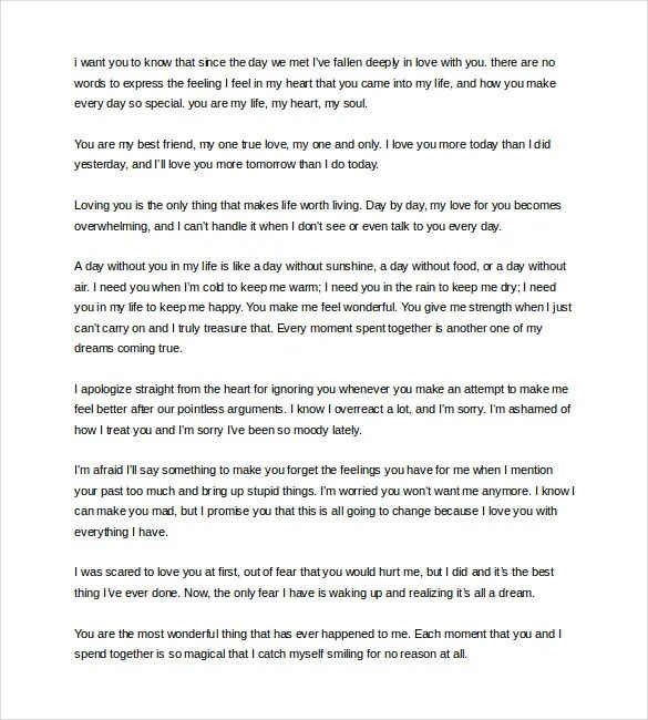 Sweet apology letter love letter to write a boyfriend thoughts sweet apology letter sweet apology letter ideas best 25 boyfriend love letters ideas on pinterest birthday spiritdancerdesigns Images