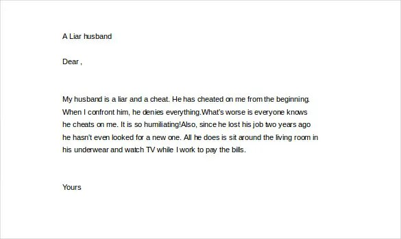 10+ Love Letter to Boyfriend - Free Sample, Example, Format Download - love letter template for him
