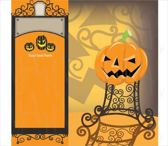 30+ Halloween Birthday Invitation Templates \u2013 Free Sample, Example