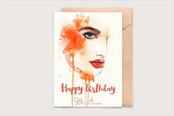 26+ Printable Birthday Cards - Free PSD, AI, Vector, EPS Format - printable birthday card template