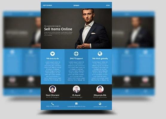 57+ Business Flyer Templates - PSD, AI, InDesign Free  Premium