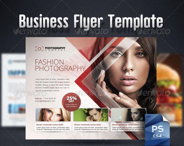 56+ Business Flyer Templates - PSD, AI, InDesign Free  Premium