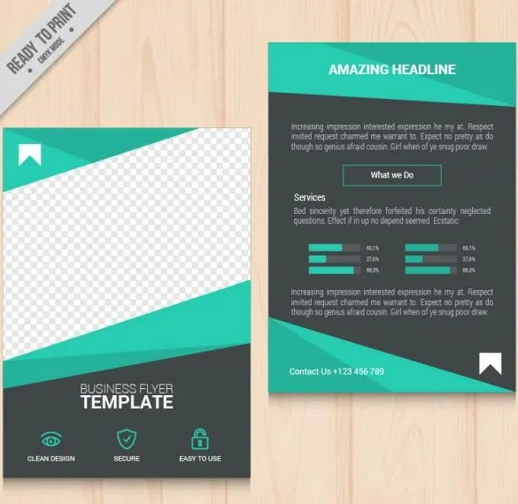 41+ Free Flyer Templates - PSD, EPS Vector Format Download Free