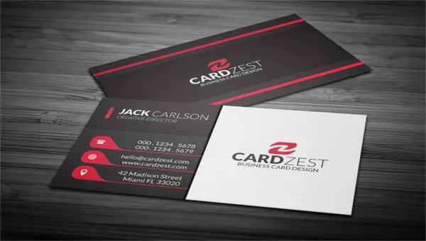 32+ Free Business Card Templates - AI, Pages, Word Free  Premium