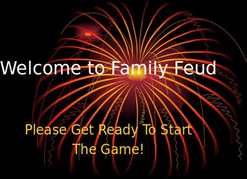 10+ Family Feud PowerPoint Templates u2013 Free Sample, Example - family feud power point template