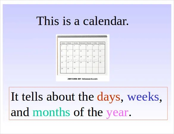 PowerPoint Calendar Template u2013 8+ Free PPT, PPTX, POTX Documents - powerpoint calendar template