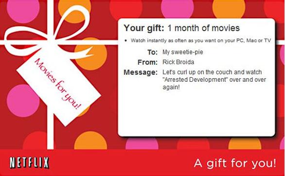 5+ Netflix Gift Certificate Templates u2013 Free Sample, Example - christmas gift certificates templates