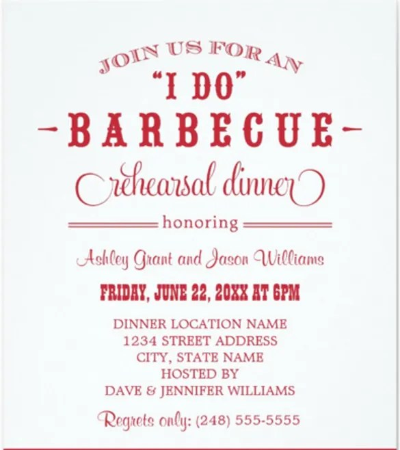 40+ Dinner Invitation Templates - Free Sample, Example, Format