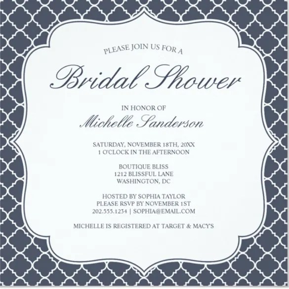 Formal Invitation Template - 33+ Free Sample, Example, Format - Formal Invitation