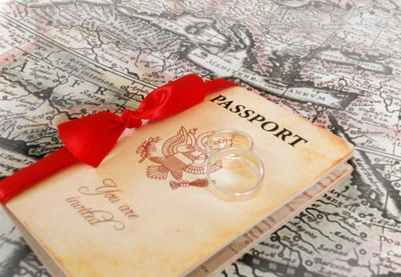 16+ Passport Invitation Templates - Free Sample, Example, Format