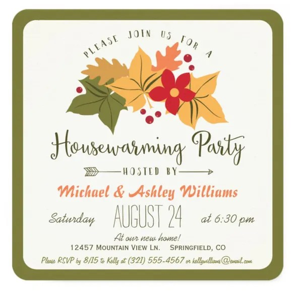 21+ Housewarming Invitation Templates - PSD, AI Free  Premium - housewarming invitations templates