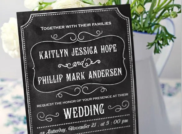 Rustic Wedding Invitation \u2013 18+ PSD, EPS, Indesign Formats Download - rustic wedding invitation