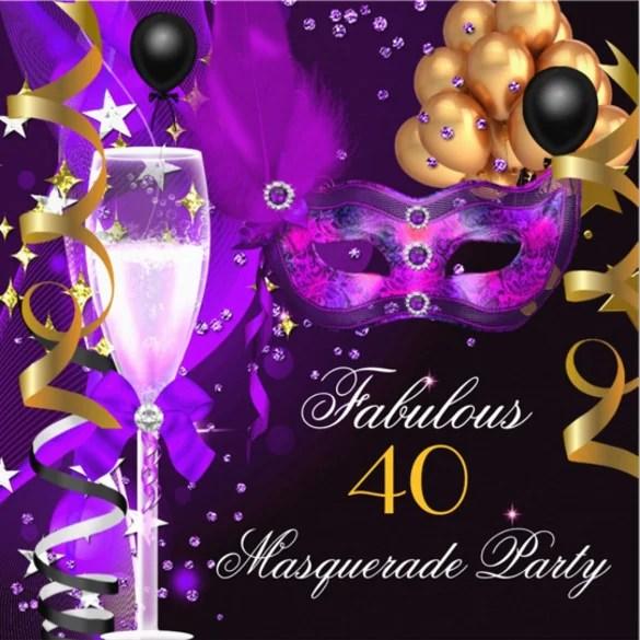 18+ Masquerade Invitation Templates \u2013 Free Sample, Example, Format