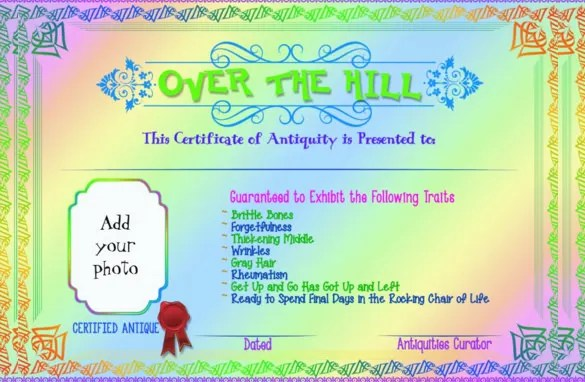 22+ Birthday Gift Certificate Templates \u2013 Free Sample, Example