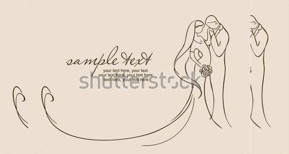 29 Elegant Wedding Invitations Psd Ai Free Premium