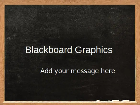 9+ Chalkboard PowerPoint Templates \u2013 Free Sample, Example, Format