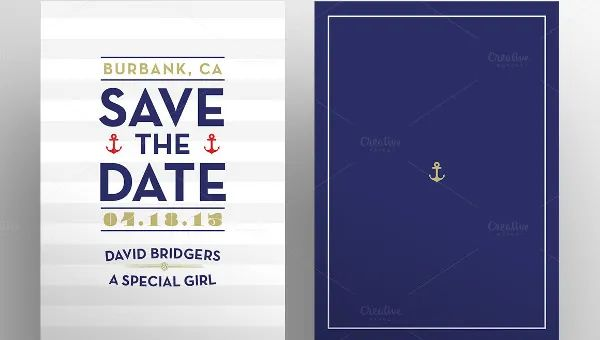 postcard invitation template free