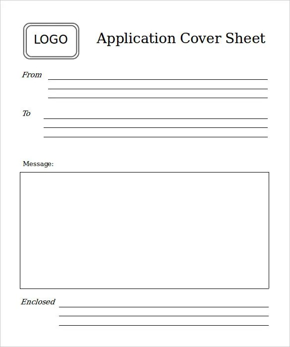 7+ Basic Fax Cover Sheet Templates - Free Sample, Example Format