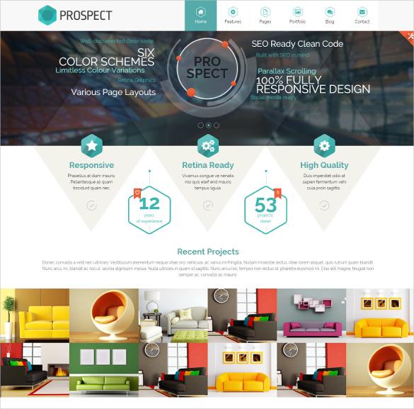 27+ Creative Blog Themes  Templates Free  Premium Templates