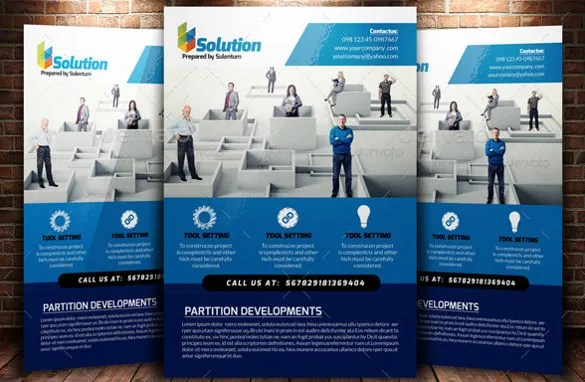 43 + A4 Flyers - PSD, AI, Word, Vector EPS Format Download Free