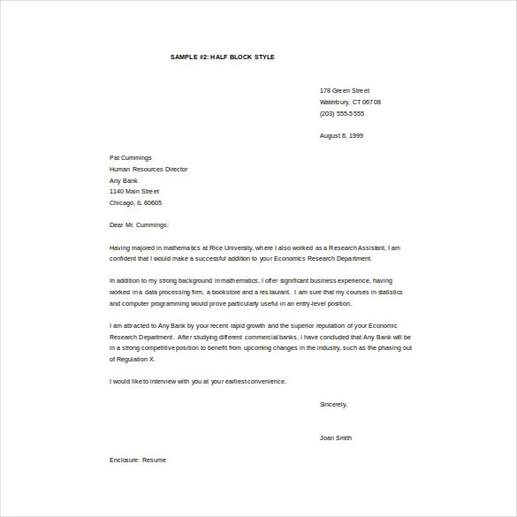 Email Cover Letter Template \u2013 8+ Free Word, PDF Documents Download - Cover Letter Word Templates