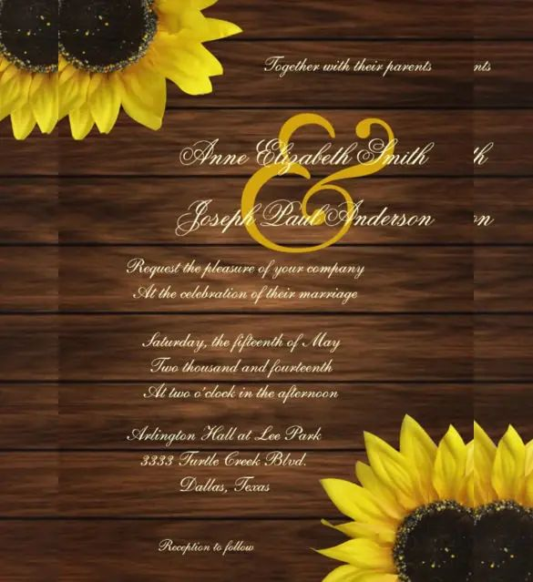 wedding invitation templetes