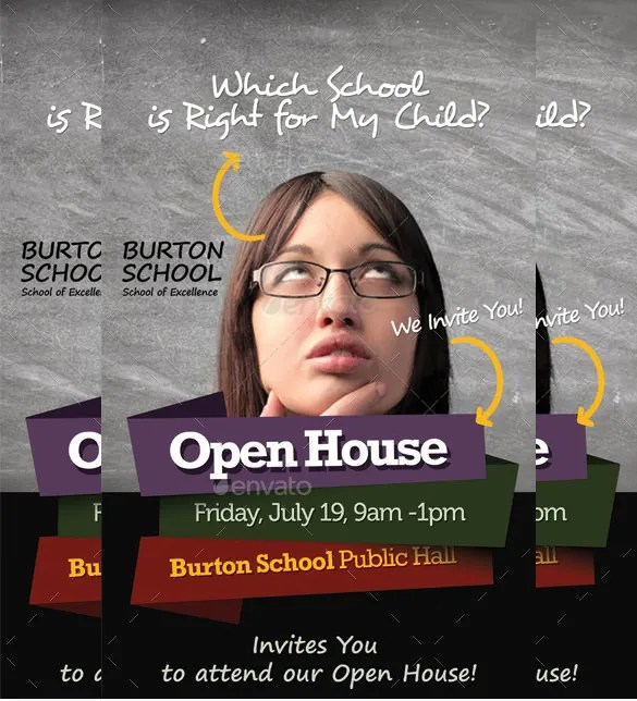 22+ Open House Invitation Templates \u2013 Free Sample, Example, Format