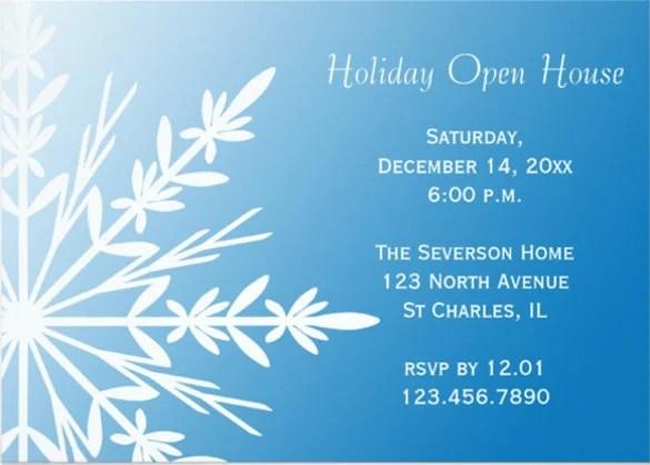 open house invitations templates free - Onwebioinnovate