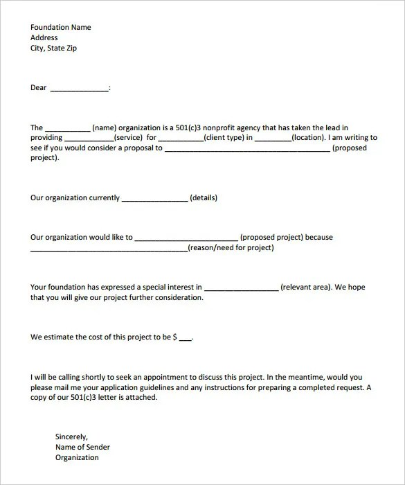 17+ Free Letter of Intent Templates - Free Sample, Example Format