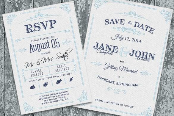 28+ Wedding Invitation Wording Templates \u2013 Free Sample, Example - posh invitation wording