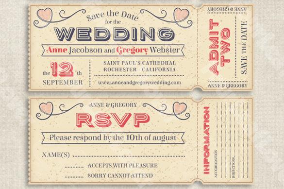26+ Wedding Shower Invitation Templates \u2013 Free Sample, Example - bridal shower invitation templates for word