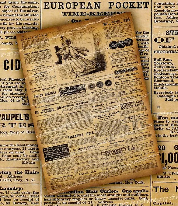 15+ Old Newspaper Templates \u2013 Free Sample, Example, Format Download - old newspaper template