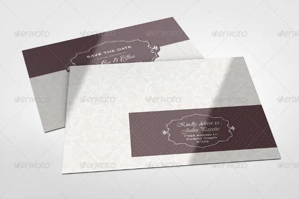 18+ Addressing Wedding Invitation Templates \u2013 Free Sample, Example