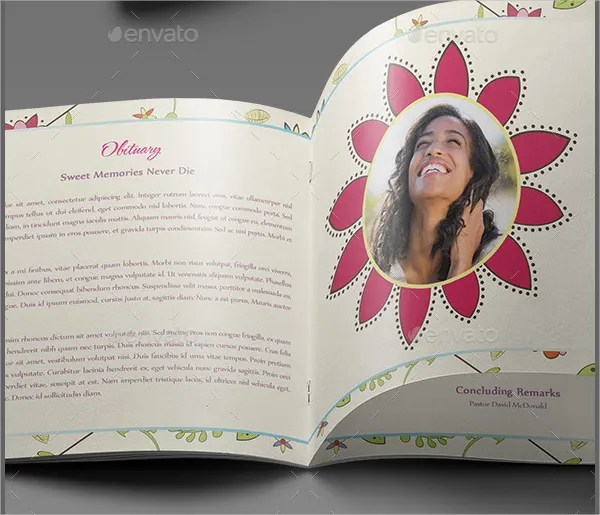 20+ Funeral Booklet Templates - Free PSD, AI, Vector, EPS Format - free booklet template