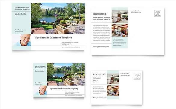 20+ Realtor Postcard Templates \u2013 Free Sample, Example, Format