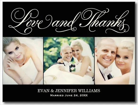 20+ Wedding Postcard Templates \u2013 Free Sample, Example, Format