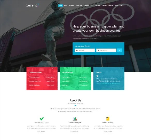 18+ Event PSD Themes  Templates Free  Premium Templates